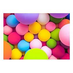 Wallpaper Mural Colourful Balls