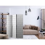 Room Divider Abstract Screen (135 x 172 cm)