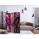 Room Divider Purple Energy (135 x 172 cm)