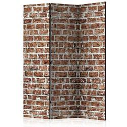 "Room Divider ""Brick Space"" (135 x 172 cm)"