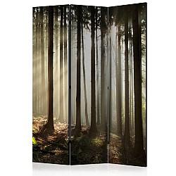"Room Divider ""Coniferous forest"" (135 x 172 cm)"