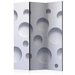 "Room Divider ""Harmony of Modernity"" (135 x 172 cm)"