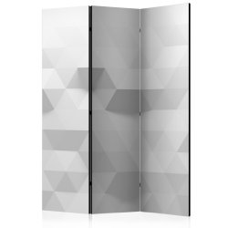 """Room Divider """"Harmony of Triangles"""" (135 x 172 cm)"""