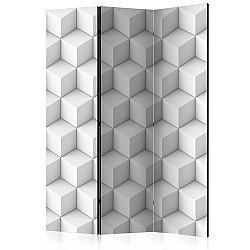 """Room Divider """"Room divider – Cube I"""" (135 x 172 cm)"""