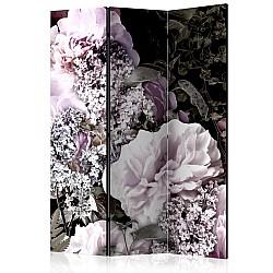 "Room Divider ""Vintage Garden"" (135 x 172 cm)"