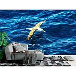 Wallpaper Mural Low Flying Black-Browed Albatross (119629338)