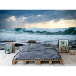 Photo wall mural storm