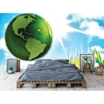 Wall Mural Green Earth (18245741)