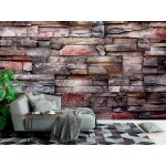 Wallpaper Mural Modern Style Stone Bricks Wall (23798897)