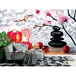 Wallpaper Mural Christmas Spa Massage Composition (24164726)