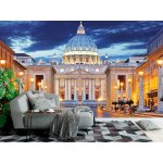 Wallpaper Mural the Papal Basilica of Saint Peter in the Vatican (27340830)