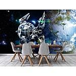 Wallpaper Mural a lien Spaceship (40117783)