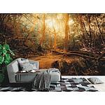 Wallpaper Mural Fantasy Forest