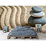 Wallpaper Mural Japanese Zen Stone Garden (47713477)