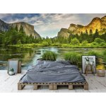 Wallpaper Mural Yosemite National Park