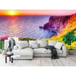 Photo wall mural cliffs of Moher in Ireland
