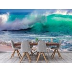 Photo wall mural Hawaiian wave