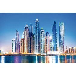 Wall Mural Dubai Canal City (147385393)