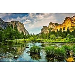 Wallpaper Mural Yosemite National Park