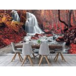 Wallpaper Mural Silver Stream Waterfall