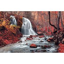 Wallpaper Mural Silver Stream Waterfall