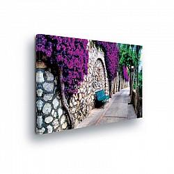 Stone Walls Canvas Photo Print (PP229O1)