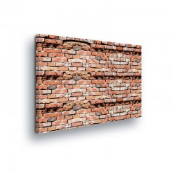 Brick Walls Canvas Photo Print (PP20129O1)