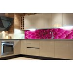 Kitchen Splashback Autumn Leaves