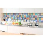 Kitchen Splashback Vintage Tiles