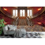 Wallpaper Mural Classic Stairs (1041)