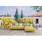 Wallpaper Mural Landscape Painting (944)