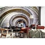 Wallpaper Mural Spiral Stairs in Vatican (982)