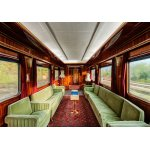 Wallpaper Mural Vintage Train Carriage (1029)