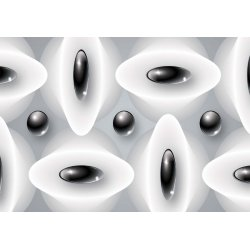 3D Abstract Pattern Photo Wallpaper Mural (2889VE)