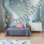 Pearls-Gems-Abstract-Design-Photo-Wallpaper-Mural-(120VE)