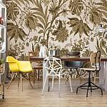 Flowers-Plants-Vintage-Pattern-Photo-Wallpaper-Mural-(1653VE)