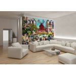 Moulin-Rouge-Painting-Photo-Wallpaper-Mural-(168VE)