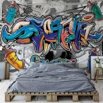 Graffiti-Street-Art-Photo-Wallpaper-Mural-(2294VE)