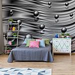 Silver-Modern-Abstract-Design-Photo-Wallpaper-Mural-(2486VE)