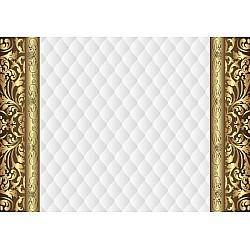 Luxury-Gold-And-White-Ornamental-Design-Photo-Wallpaper-Mural-(2027VE)