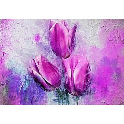 Designer Mural 13482V8 - Tulips
