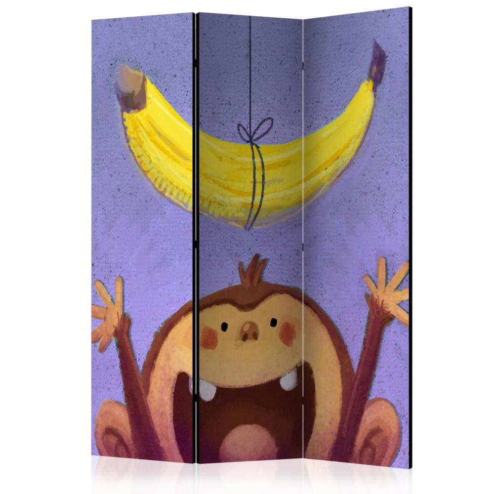 Room Divider Bananana (135 x 172 cm)