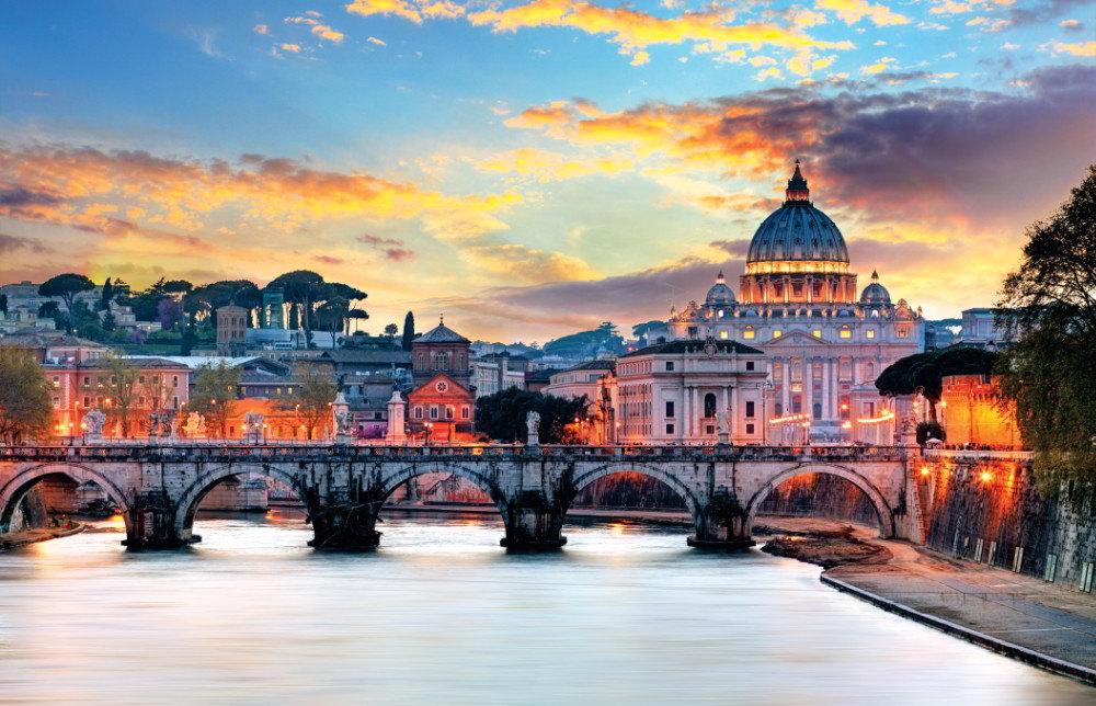Photo wall mural Vatican