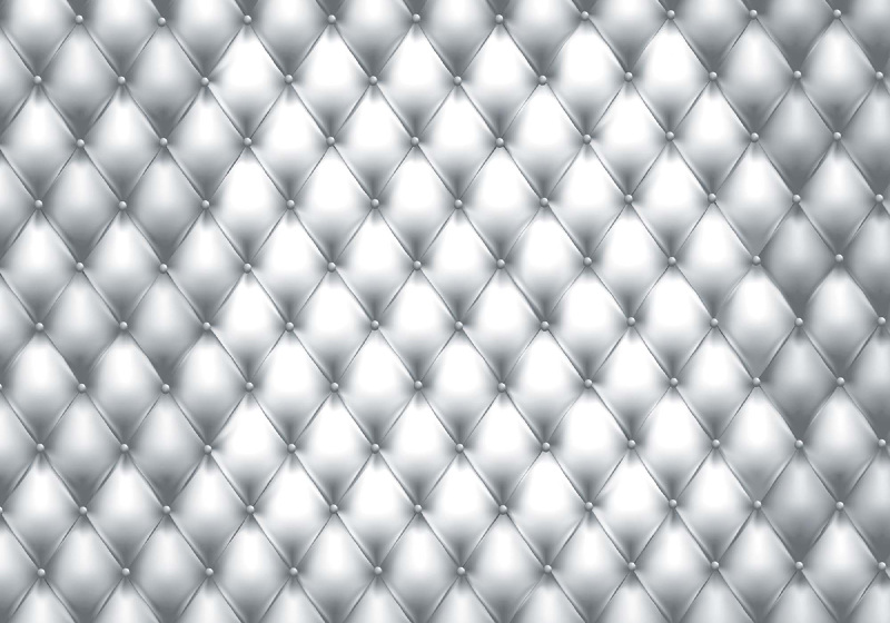 Luxury-Grey-And-White-Chesterfield-Texture-Photo-Wallpaper-Mural-(1724VE)