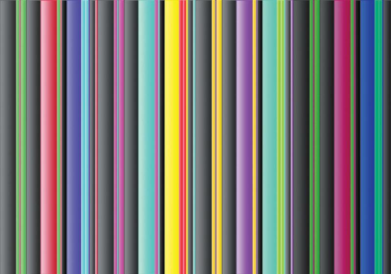 Colourful-Stripe-Pattern-Photo-Wallpaper-Mural-(1381VE)